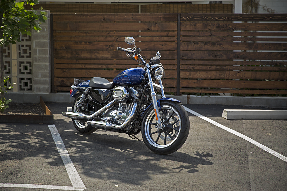 2017 Sportster - SuperLow®   Harley-Davidson® of Bangkok